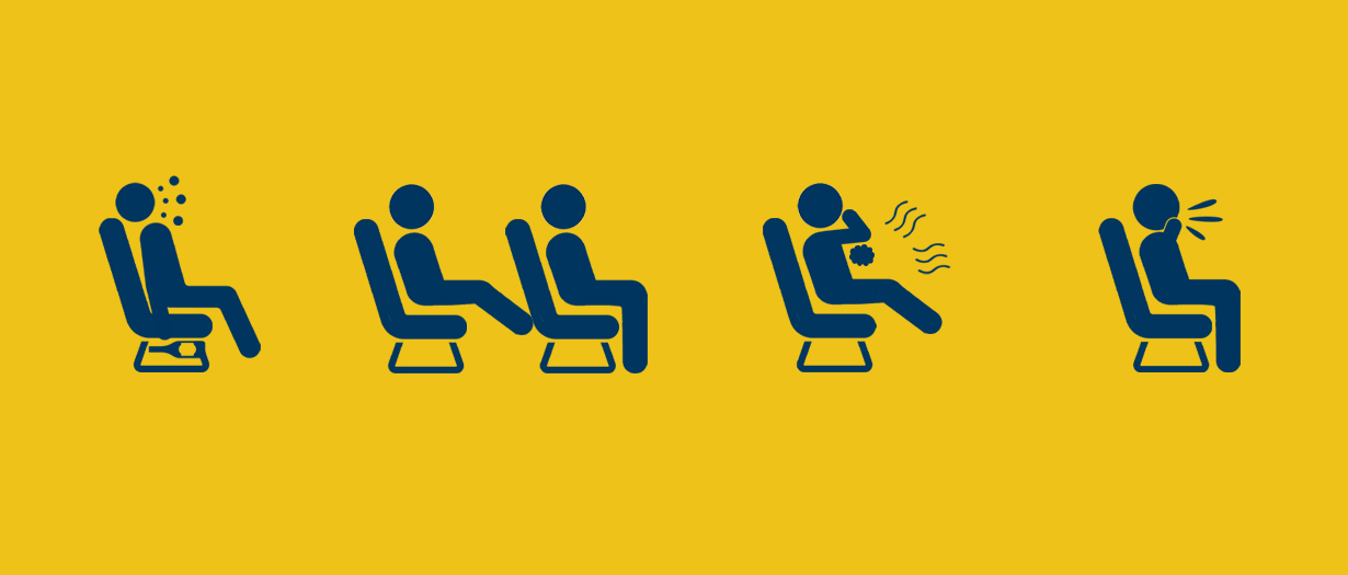 Expedia's 2019 Travel Etiquette Study